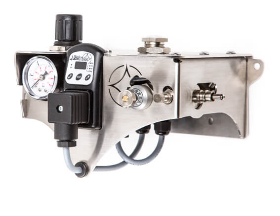 Minimum quantity lubrication system SputtMiK 1 pump