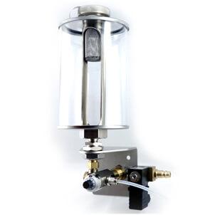 central lubrication or oil dispenser