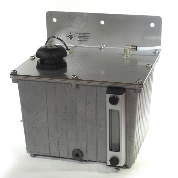 Oil Reservoir or Oil Tank for Lubrication Systems