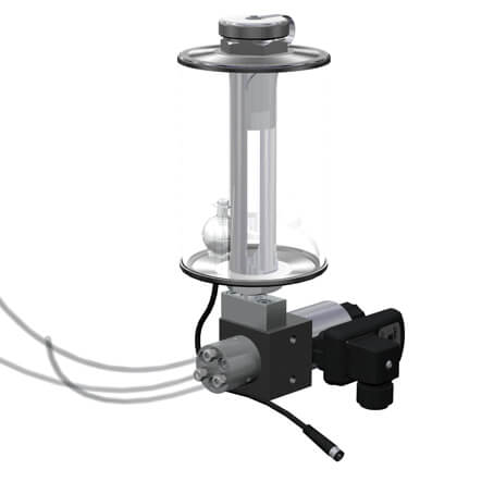Electrical Metering piston Pump