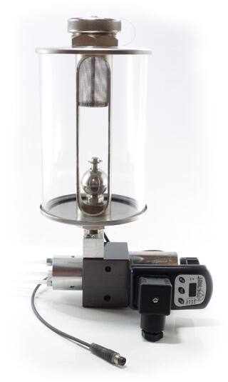 elektrische Schmierölpumpe oder Dosieröler