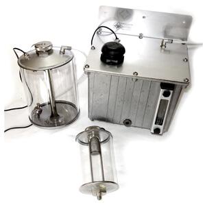 Ölbehälter Alu und Kunststoff