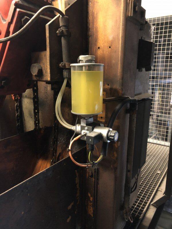 DEK Elektroöler oder Tropföler zur Kettenschmierung