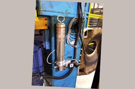 Fett Pumpe für DIN-Kartuschen