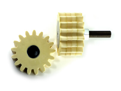 lubrication pinion or grease gear