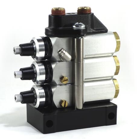 Pumpen für Minimalmengenschmierung