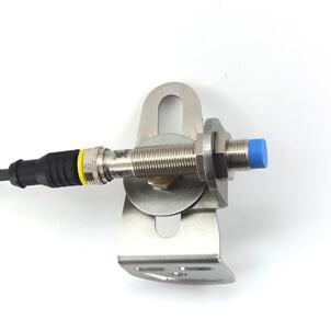 Sensor für punktgenaue Schmierung