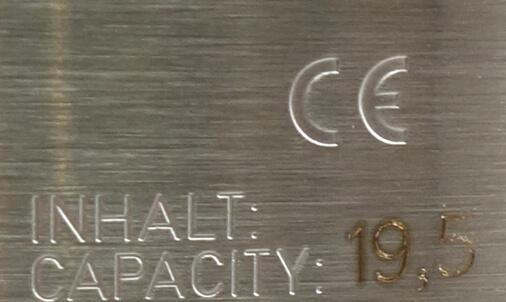 CE Druckbehälter
