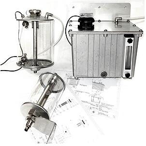 Ölbehälter f. Schmiergeräte