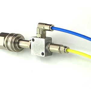 Koaxialschlauch-Adapter