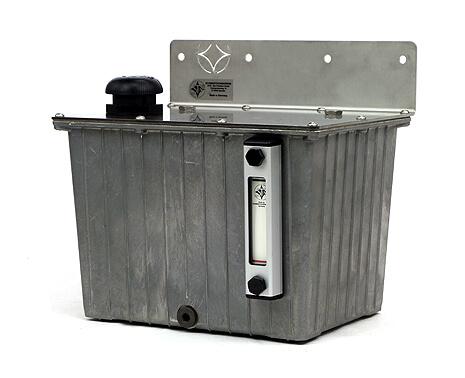 Alu-Ölbehälter 10Liter