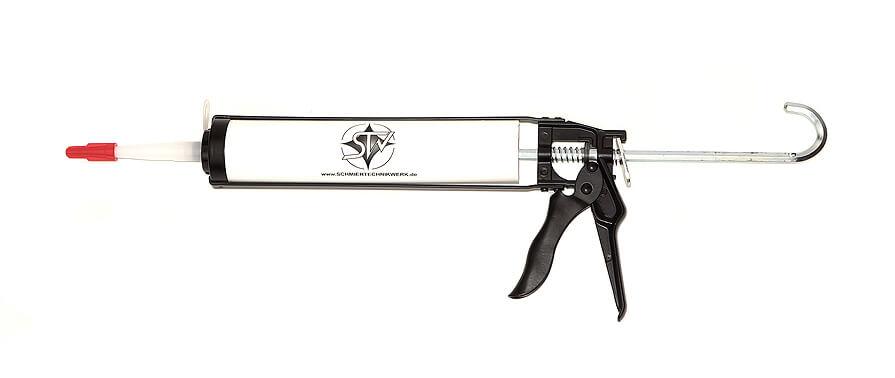 Einhandpistole für Lubeshuttle
