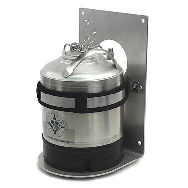 Inox Druckbehälter
