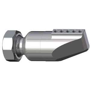 Düse Metall-Kühlschlauch
