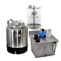 Schmiergeräte-Ölbehälter